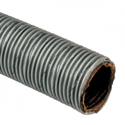 3329 XX - ohebná kovová trubka