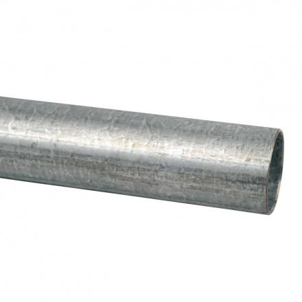 6250 ZN F - ocelová trubka bez závitu žárově zinkovaná (EN)