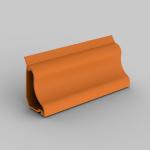LP 35 SD - lišta podlahová