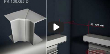 Embedded thumbnail for Installation instruction parapet channel PK 130X65 D