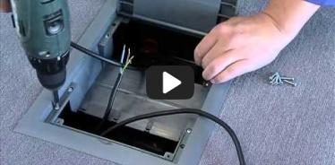 Embedded thumbnail for Dėžutės į betoną ir dvigubas grindis KOPOBOX montavimo instrukcija
