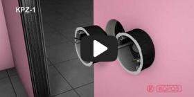 Embedded thumbnail for Gaisrui atsparios dėžutės instaliacijos instrukcija KPZ-1_PO