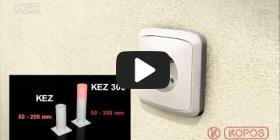 Embedded thumbnail for Dėžutės į termoizoliaciją KEZ montavimo instrukcija